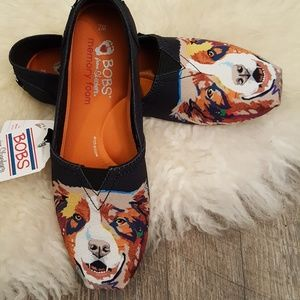 Bobs for Dogs Slip On from Skecher Size 7  NWT